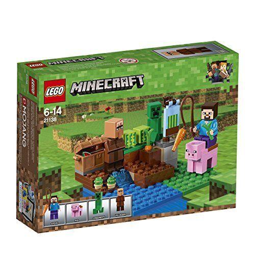 LEGO 21138 Minecraft The Melon Farm