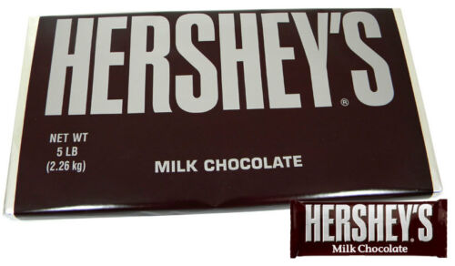 Hershey's Milk Chocolate, 5 Lb