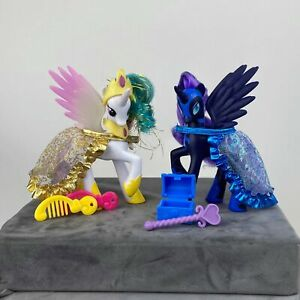 "My Little Pony MLP G4 Nightmare Moon 2012 Favorite Collection Brushable 5"" Pony"