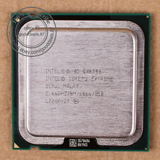 Intel Core 2 Extreme QX6700 - 2.66GHz Socket LGA 775 SL9UL Desktop CPU 1066 MHz