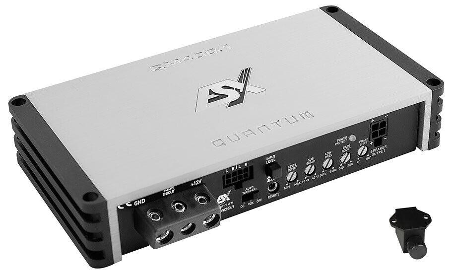 Crunch GPX 2200.1D 1 Kanal Digital Monoblock Endstufe Verstärker Sonderpreis!