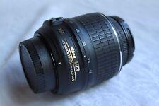 Nikon AF-S Nikkor 18-55mm  f/3,5-5,6 G, DX VR