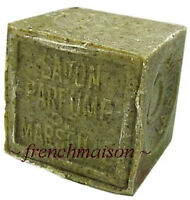 Handmade Verbena Flower Savon De Marseille French Face/hand/bath/child Soap
