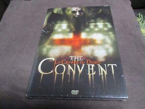 DVD-NEUF-034-THE-CONVENT-LA-CRYPTE-DU-DIABLE-034-film-d-039-horreur-de-Mark-MURPHY