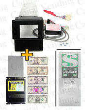 Rowe BC1400 update  Kit with Mars AE2611 Validator - Accepts $1-$20