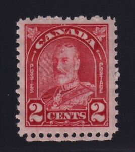 Canada-Sc-181-1930-2c-Deep-Red-George-V-Arch-Mint-VF-NH-MNH