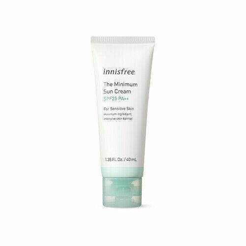 [Innisfree] The Minimum Sun Cream SPF25 PA++ - 40ml