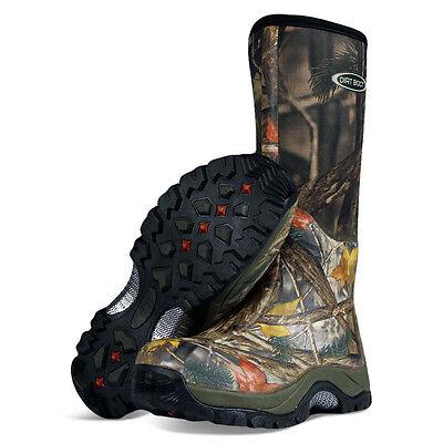 Dirt Boot ® In Neoprene Wellington Muck Boot Pro-sport ™ Mimetico-mostra Il Titolo Originale Prezzo Di Vendita