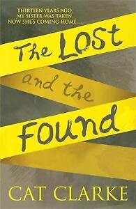 The-Lost-and-the-Found-Clarke-Cat-Very-Good-Book