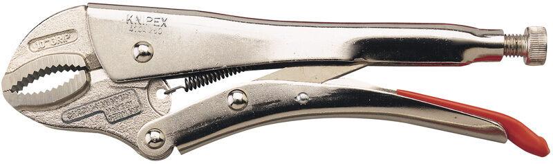 Original Draper Knipex 250mm gebogene Klaue selbst Gripzange 54217