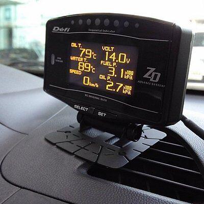 NEW Defi Style Advance ZD  10 in 1 Oil Water Boost Temp Fuel Pressure Gauge EGT