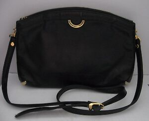 Image Is Loading Vintage Bags By Surpreme Toledano Black Leather Purse