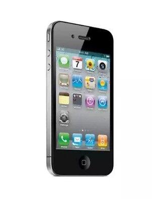 Apple iPhone 4s 16GB Black CDMA Verizon + Worldwide GSM Unlocked + Straight Talk