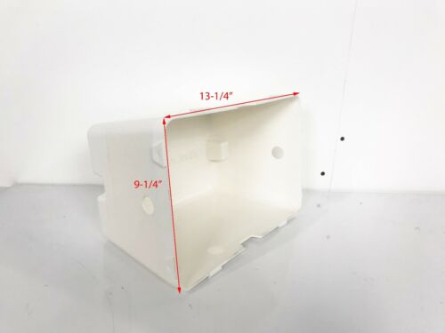 """Innovative Product Solutions 560-796 11/"""" x 15/"""" Boat Hatch Drop In Tub"""