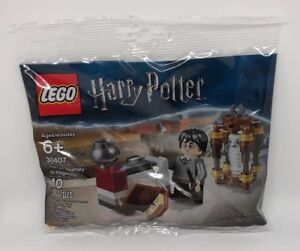 Lego 30407 Harry Potter Harry/'s Journey to Hogwarts Poly Bag Brand New