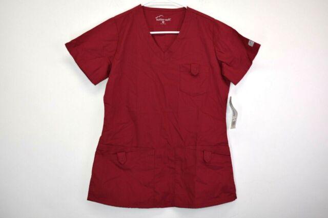 688caf7592b Butter-Soft Uniform Advantage Women's X-Small Wiche Scrubs Top V-Neck w