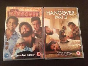 The Hangover 1 And 2 DVD 2011 2Disc Set bradley cooper region 2 uk dvd - Warlingham, United Kingdom - The Hangover 1 And 2 DVD 2011 2Disc Set bradley cooper region 2 uk dvd - Warlingham, United Kingdom