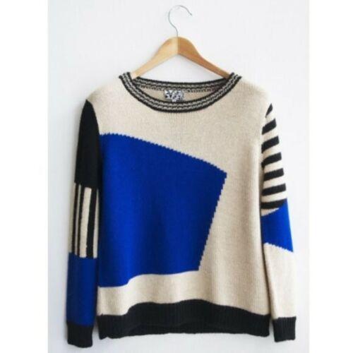EUC Dusen Dusen Landscape Sweater Sz S