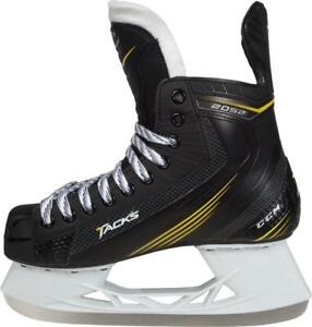 c62efc3d654 Image is loading CCM-Tacks-2052-Youth-Ice-Hockey-Skates-1-