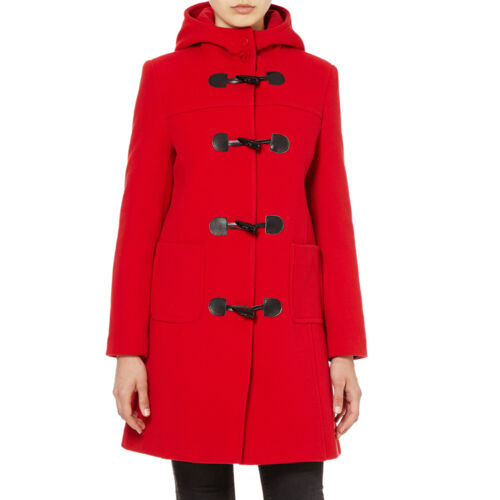 NUOVO Donna Montgomery-Lusso Cashmere /& Lana Made in Inghilterra