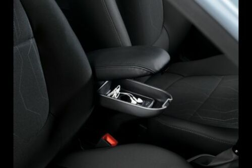 Genuine Kia Picanto 2016-on Centre Armrest with Storage Box 1Y161ADE10BL