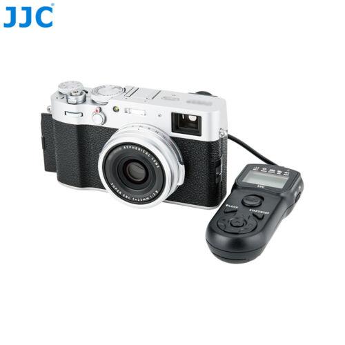 Controlador remoto temporizador de múltiples funciones para Fujifilm X-pro2 X-T3 X-T2 X-T30 X-T20