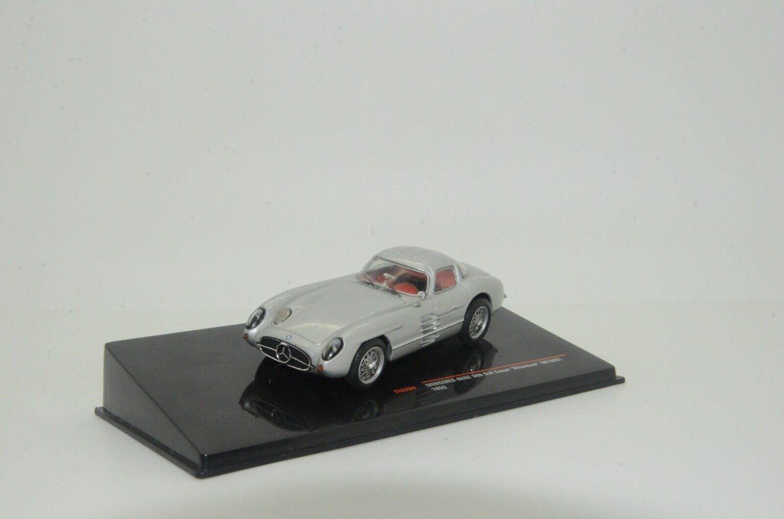Mercedes Benz 300 SLR Coupe   Uhlenhaut   W196S 1955 IXO CLC284 1 43