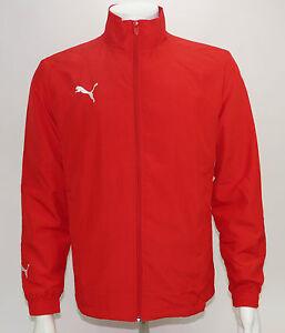 Puma Trainingsjacke V5.08 Woven Suit 651167 01 Rot +NEU+ Größe S