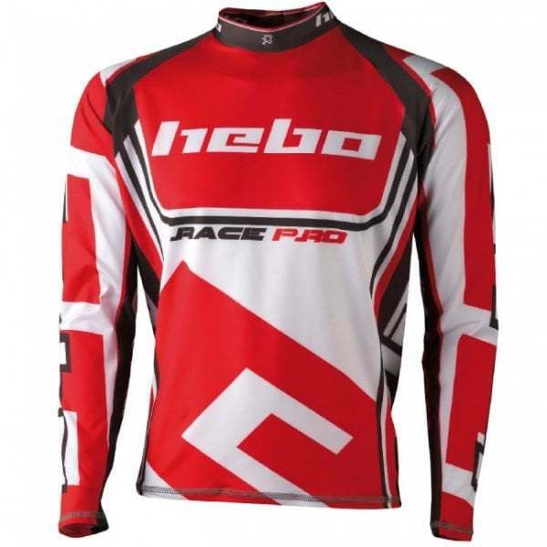 Hebo  Adults Race Pro II Trials Motor Bike Motorcycle Top Jersey  fast delivery