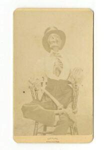 Image Is Loading 19th Century Humor 1800s Carte De Visite Skeleton