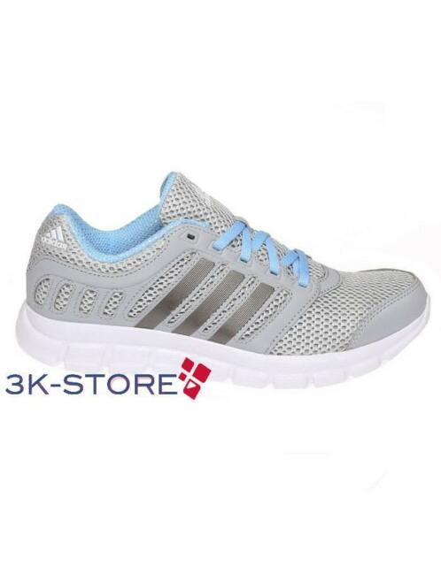 finest selection 24b2d e5c63 Scarpa Shoes Uomo Men Running adidas Breeze 101 2m 38 - UK 5 Silver