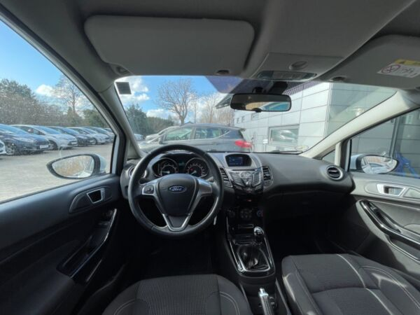 Ford Fiesta 1,0 SCTi 140 Titanium billede 5