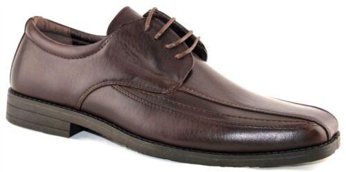 Mens Formal Shoes Smart Robe de mariage suite à lacets Casual Oxford taille