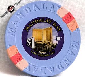 $1 ONE DOLLAR WYNN ENCORE Hotel /& Casino Las Vegas Nevada Collectors Real Chip