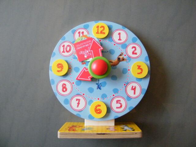 NEU Ratsche aus Holz Die Lieben Sieben Spiegelburg Holzspielzeug
