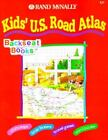 Kids' U. S. Road Atlas by Rand McNally Staff (1996, Paperback, Revised)