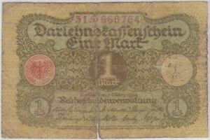 Mazuma *F792 Germany 1920 1 Marks 315.666764 AVF