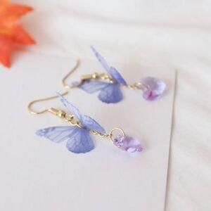 Butterfly-Wings-Ethereal-Earrings-Jewelry-Women-Accessories-Drop-Earring