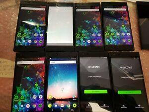 Razer-Phone-2-64GB-Mirror-Black-Unlocked-Android-Smartphone