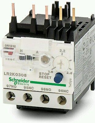 Relais de Surcharge Thermique TeSys LRD LR-D10 LRD10 4-6A Classe 10A