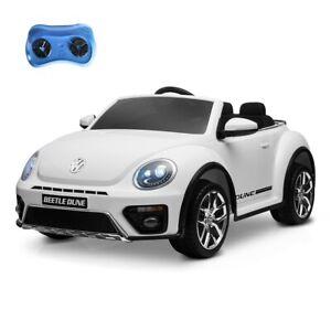 Coche-de-bateria-12V-ninos-3-8-anos-Volkswagen-Beetle-oficial-control-remoto-Pl