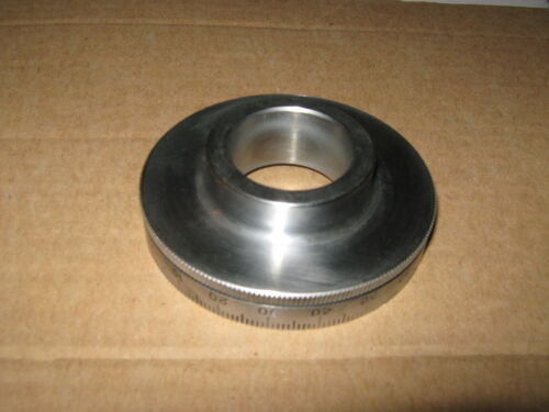 """Dial w// 200 Graduations X and Y Travel for Bridgeport Milling Mill /""""NEW"""