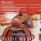 6 Concerti Grossi von Il Piacere,Banchetto Musicale (2011)
