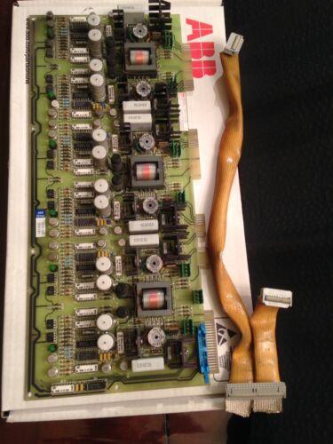 SAFT 170 PAC ABB PULSE AMPLIF BOARD 58095133E