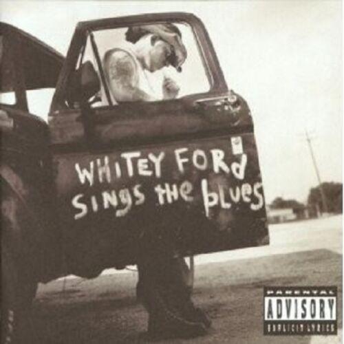 1 von 1 - EVERLAST - WHITEY FORD SINGS THE BLUES  CD NEU