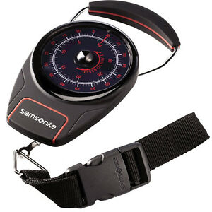 Samsonite-Portable-Luggage-Scale-Red-Black