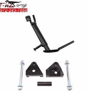 Yamaha R T Rex Kickstand