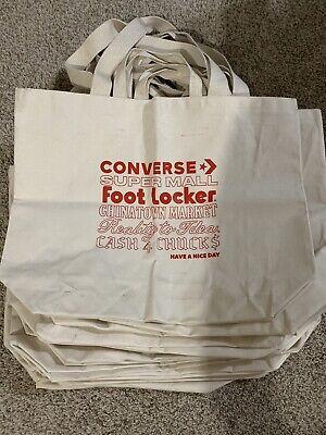 Converse Footlocker Chinatown Market