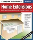 Complete Handbook of Home Extensions by Paul Hymers 4th Edition