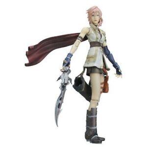 Figurine Final Fantasy Xiii Lightning En Boîte - Arts payants Kai Square Enix